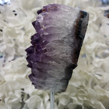 Load image into Gallery viewer, Amethyst Geode Heart XL