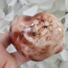 Load image into Gallery viewer, Carnelian Heart - 223