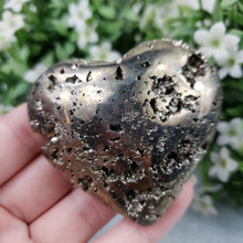 Load image into Gallery viewer, Pyrite Heart II