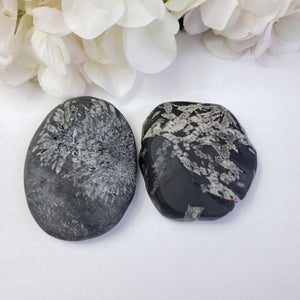 Chrysanthemum Natural Crystal  Stone