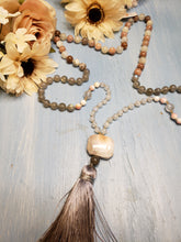Load image into Gallery viewer, 4 Soothing Stones Mala