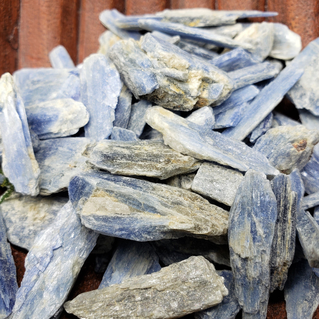 Kyanite - Raw Chips