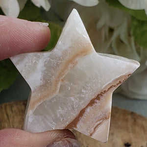 Caribbean Calcite - Star, Small #1