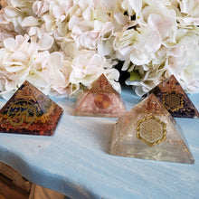 Load image into Gallery viewer, Orgonite Pyramid