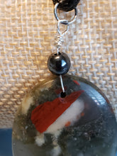 Load image into Gallery viewer, African Bloodstone Oval Pendants