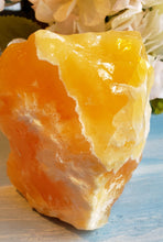 Load image into Gallery viewer, Orange Calcite -B