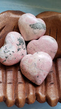 Load image into Gallery viewer, Rhodochrosite Heart