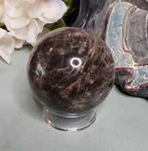 Load image into Gallery viewer, Black Moonstone Sphere - B