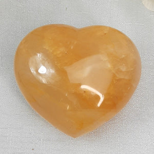 Golden Healer Heart, Large