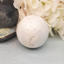 Load image into Gallery viewer, White Howlite Sphere #2