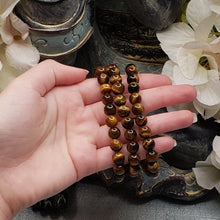 Load image into Gallery viewer, Tiger Eye Stretch Bracelet