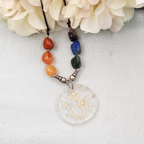 Chakra Casual Necklace