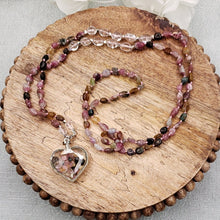 Load image into Gallery viewer, Tourmaline Necklace