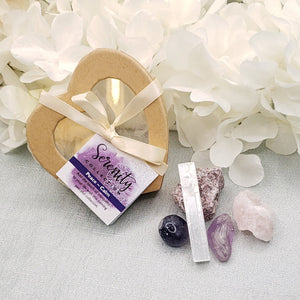 Crystal Set - SERENITY Collection
