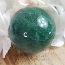 Load image into Gallery viewer, Green Aventurine Sphere