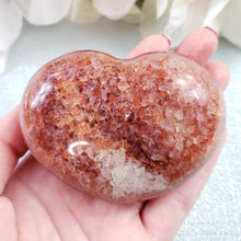 Load image into Gallery viewer, Carnelian Heart - 213g