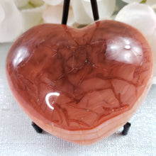 Load image into Gallery viewer, Carnelian Heart - 294g