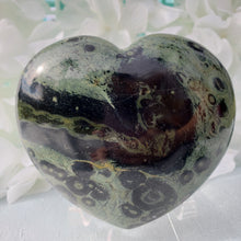 Load image into Gallery viewer, Kambaba Jasper Heart #5