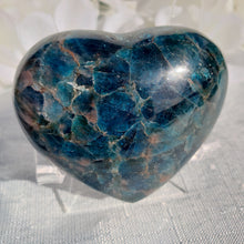 Load image into Gallery viewer, Blue Apatite Heart #5