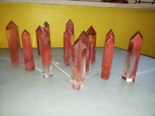 Load image into Gallery viewer, Cherry Quartz Points