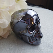 Load image into Gallery viewer, Hematite Skull, Small