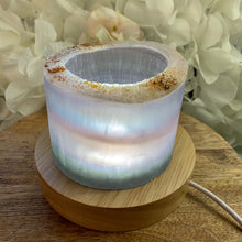 Load image into Gallery viewer, Fluorite Lamp- d