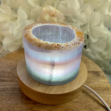 Load image into Gallery viewer, Fluorite Lamp- c