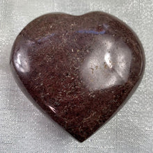 Load image into Gallery viewer, Garnet Polished Heart - 45.3