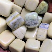 Load image into Gallery viewer, Serpentine Cubed Tumbled Stones, Large