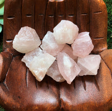 Load image into Gallery viewer, Rose Quartz Raw Stones, 2 sizes