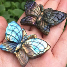 Load image into Gallery viewer, Labradorite Butterfly