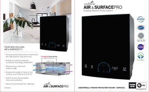 Air & Surface Pro