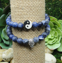 Load image into Gallery viewer, Sodalite Healing Bracelet with choice of spacers