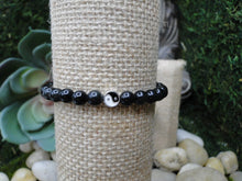 Load image into Gallery viewer, Rainbow Obsidian - Balance, Joy & Protection Bracelet