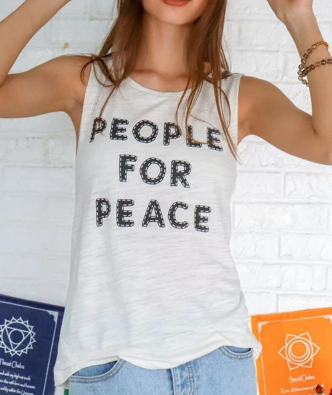 People for Peace Tshirt