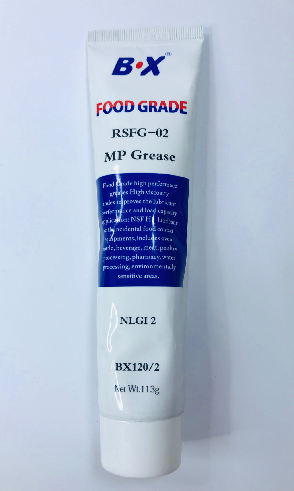 Food Grade Lubricant