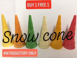 Snow Cone (Buy 1 Take 1 While Supply Lasts)