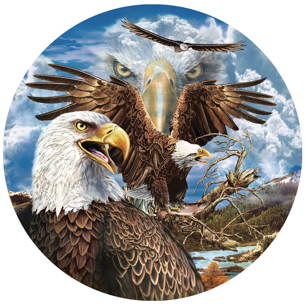 Puzzle, Boxed, 13 Eagles