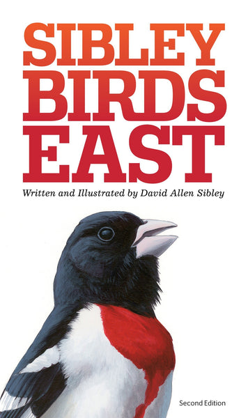 Books - Sibley Birds East