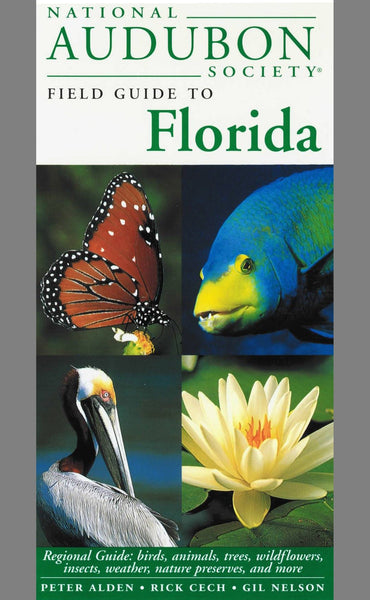 Books - National Audubon Society Field Guide To Florida