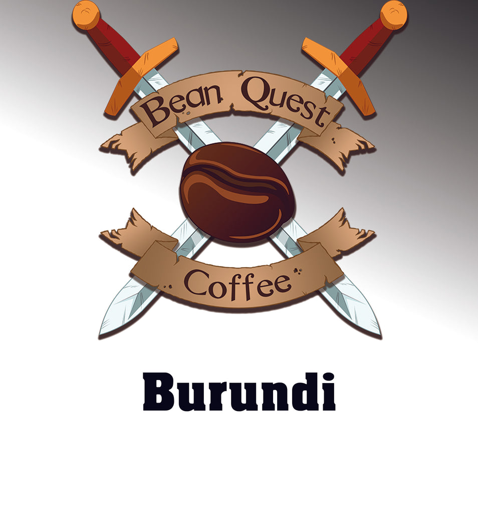 African Burundi - Bean Quest Coffee