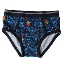Load image into Gallery viewer, space boys undies for incontinence problems