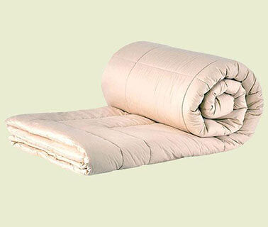 turmerry natural usa made wool comforter Healthy Rest