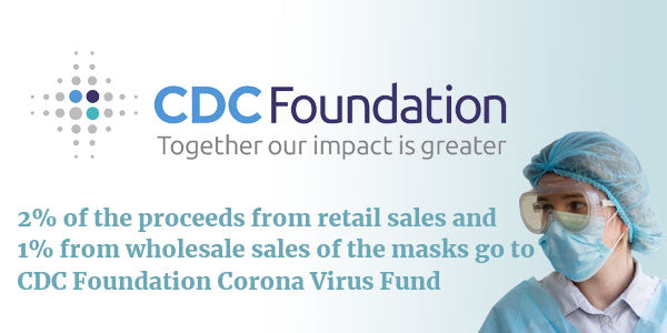 turmerry for CDC Foundation Corona Virus Fund