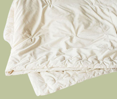 turmerry natural usa made wool comforter Keeps You Warm And Cool