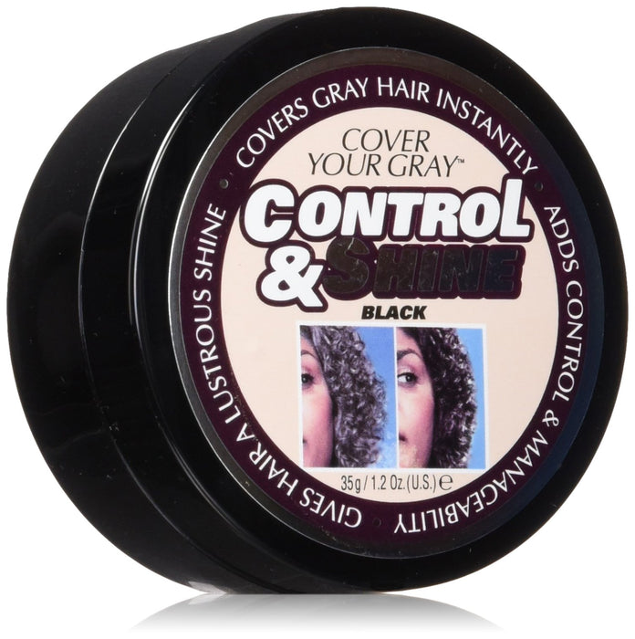 Cover Your Gray Control And Shine 2 oz