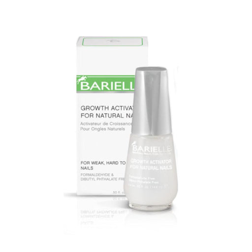 Barielle Growth Activator for Strong Harder Natural Nails .5 oz. - Barielle - America's Original Nail Treatment Brand