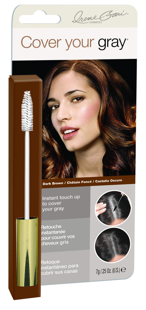 Cover Your Gray Brush In - Dark Brown