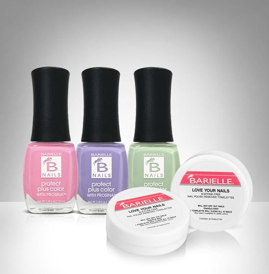 Barielle Easter Nail Budle 4-PC Set - Barielle - America's Original Nail Treatment Brand