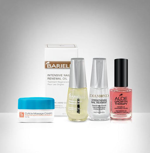 Barielle Nail Fix Bundle 4-PC Set - Barielle - America's Original Nail Treatment Brand